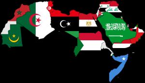 خريطة-الدول-العربية