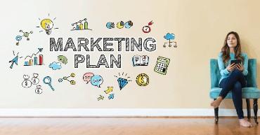 خطة التسويق مصغرة
