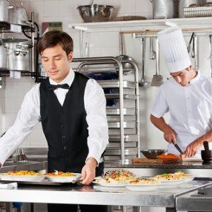 سلامة الغذاء فى المطاعم والمطابخ والفنادق