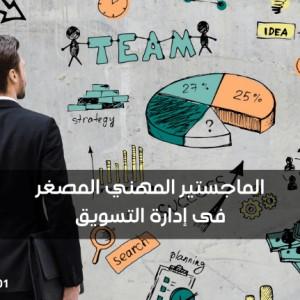 الماجستير المهني المصغر فى إدارة التسويق