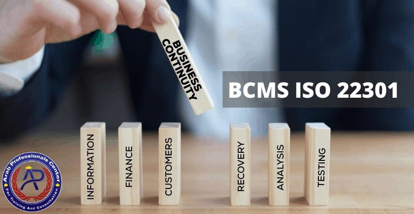 BCMS ISO 22301 Business Continuity Management System