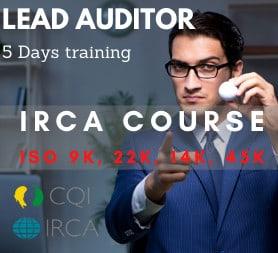 lead auditor 278 253(1)